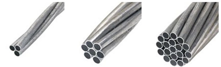 High quality and cheap aluminum clad steel wire for sale