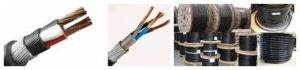 16mm electrical armoured cable