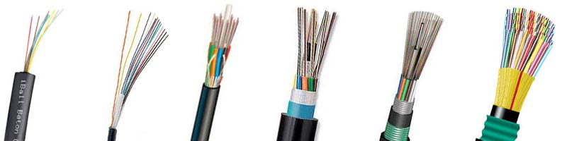 2/4/8/12/48/96/128 single mode fiber optic cable low price for sale