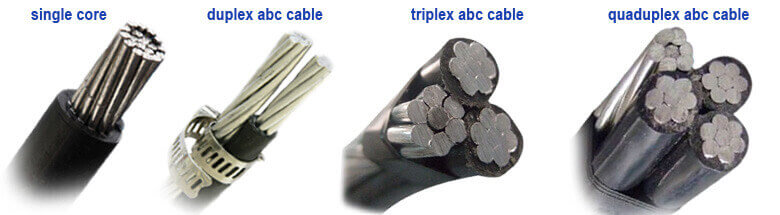 11kv arial bundle cable