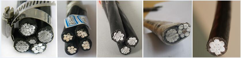 space aerial cable