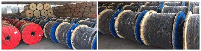 70mm welding cable delivery