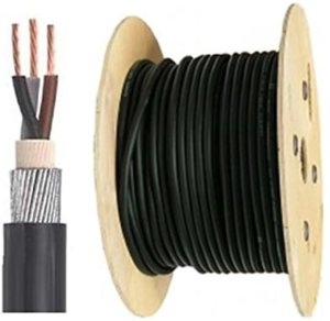 16mm 3 core swa armoured cable