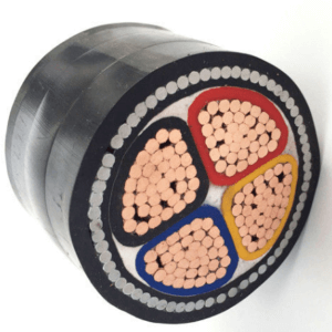 4 core 240 sq mm armoured cable