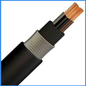3 core 16mm armoured cable