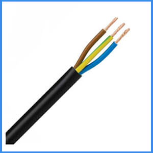 3 core 6mm cable